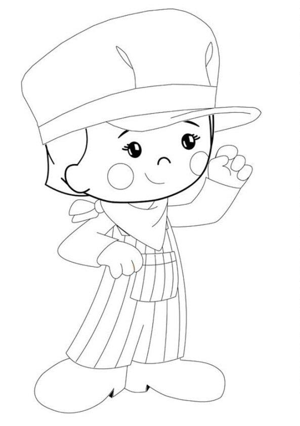 Kids N Fun Com Coloring Page Chloes Closet Chloe S Toverkast