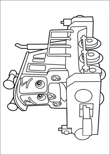 kidsnfun  24 coloring pages of chuggington