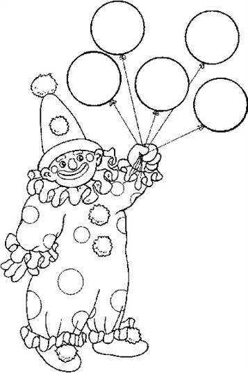 Circus Animals Coloring Pages - GetColoringPages.com | 538x357