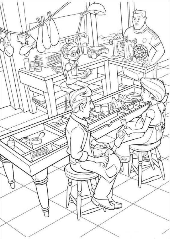 Kidsnfun 23 coloring pages