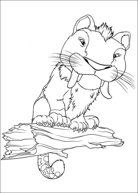 coloring pages of a | Kids-n-fun.com | 39 coloring pages of Croods