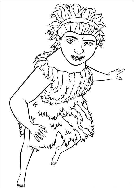 Kids N Fun Com 39 Coloring Pages Of Croods The Croods Coloring Pages
