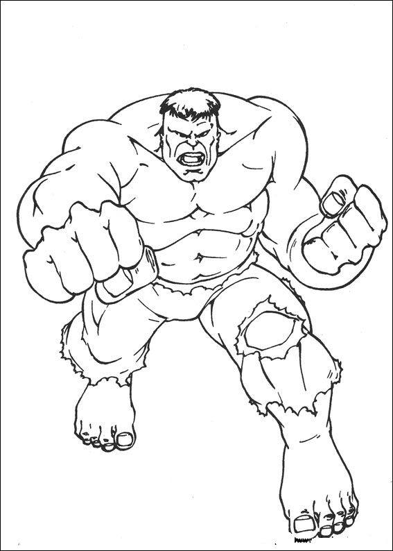 Free Avengers Coloring Pages Finest The Incredible Hulk Coloring