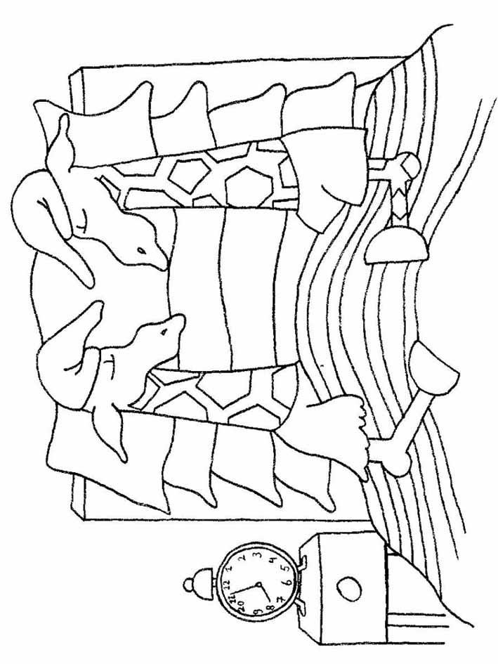 dip coloring pages | Kids-n-fun.com | 10 coloring pages of Dip and Dap