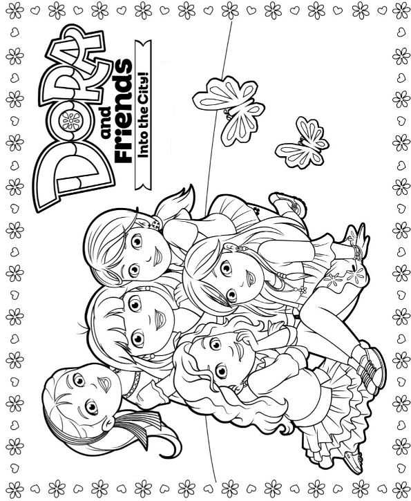 Dora And Friends 4