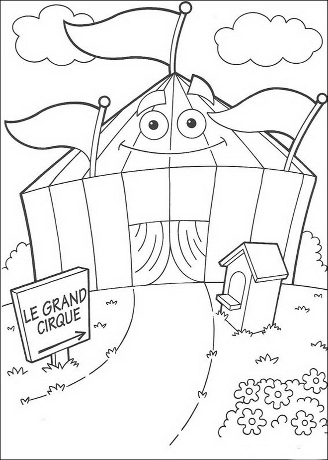 Kids-n-fun.co.uk | 84 coloring pages of Dora the Explorer