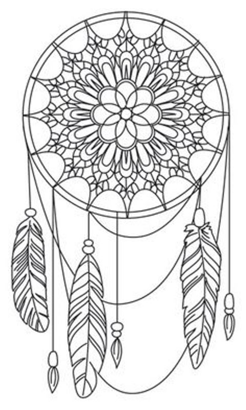 coloring pages dreaming - photo#15