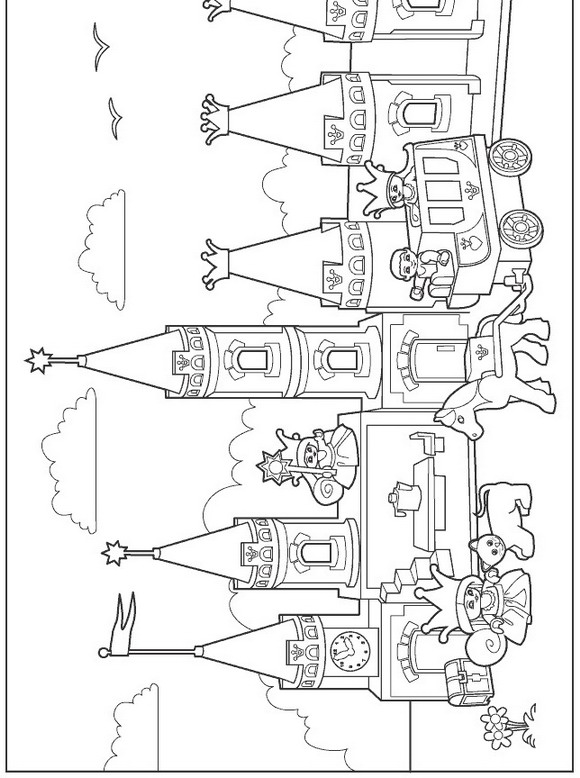 Kidsnfun 11 coloring pages
