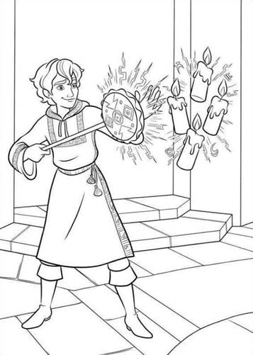 image about Elena of Avalor Coloring Pages Printable called  44 coloring webpages of Elena of Avalor