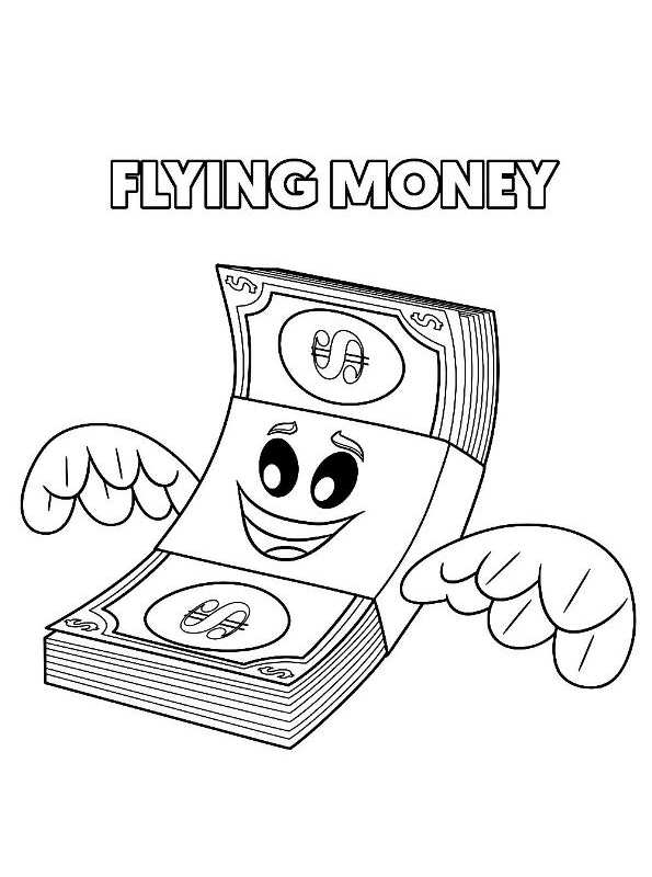Kids n 25 coloring pages of emoji movie for Coloring pages money