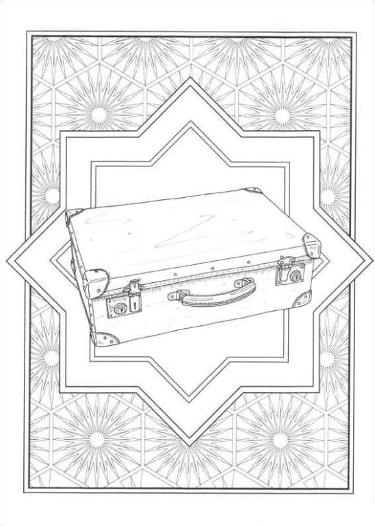 fantastic coloring pages - photo#33