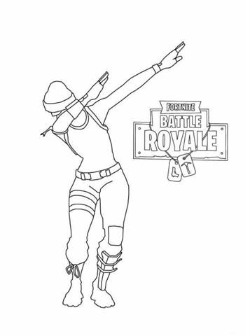 n 37 coloring pages of fortnite