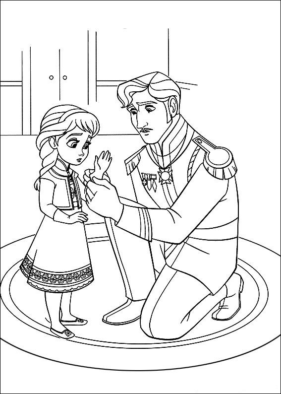 Kids-n-fun.com | 35 coloring pages of Frozen