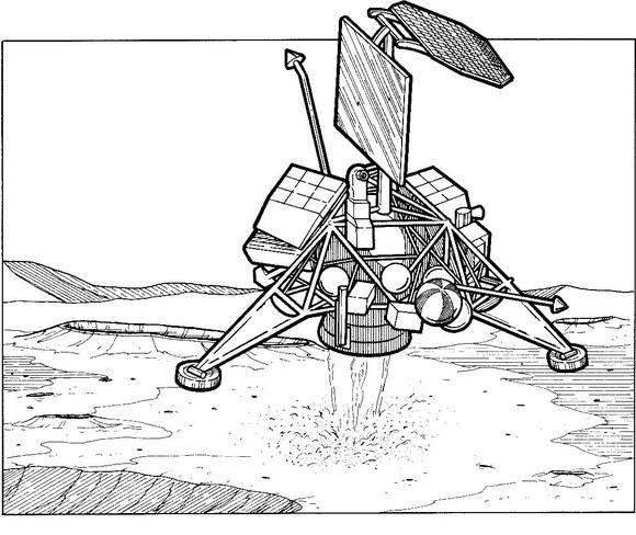 surveyor spacecraft drawings - photo #37