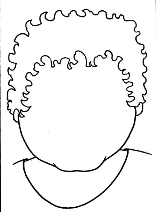 Kids-n-fun.com | 19 coloring pages of Faces