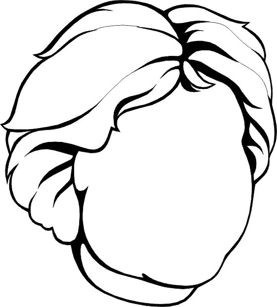 funnt face coloring pages - photo#37