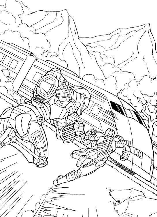 Kids-n-fun.com | 44 coloring pages of G.I. Joe
