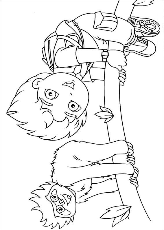 excellent kidsnfuncom coloring pages of diego go diego go with hero factory coloring page - Hero Factory Coloring Pages Furno