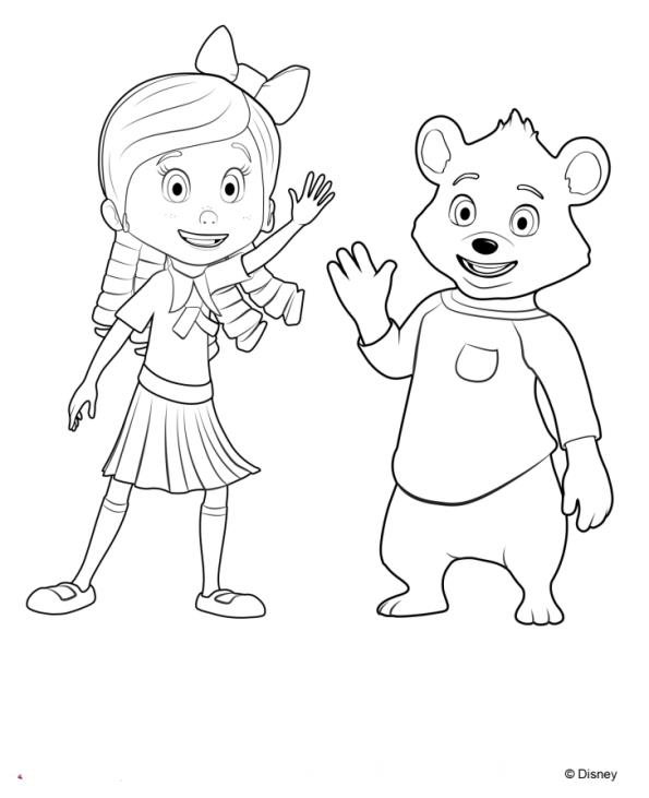 Kidsnfun 9 coloring pages
