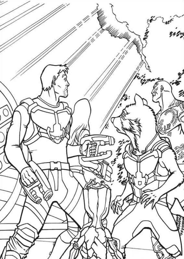 Kidsnfun 40 coloring pages