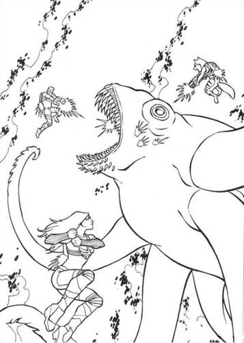 kidsnfun  40 coloring pages of guardians of the galaxy