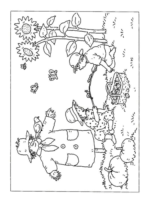 Kids N Fun Com Coloring Page Autumn Autumn