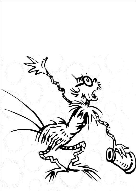 dr seuss abc coloring pages - photo#36