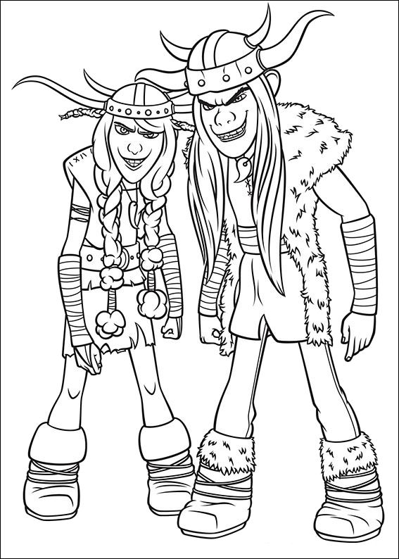 18 how to train your dragon coloring pages - How To Train Your Dragon Coloring Pages