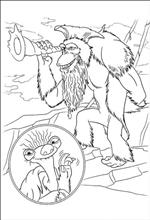 continental drift coloring pages - photo#15