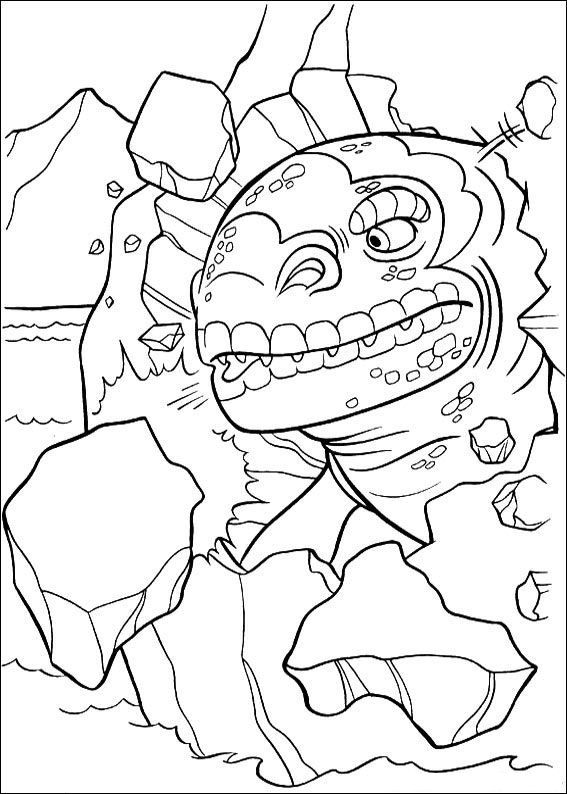 Kids n funcouk 34 coloring pages of Ice Age 2
