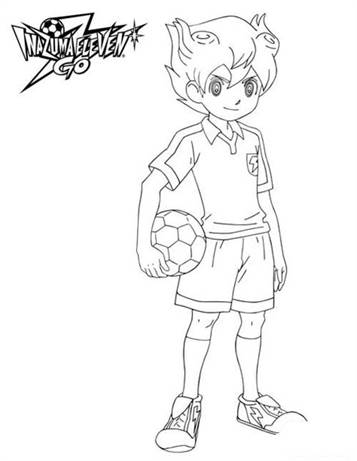 Argentina Coloring Pages | Kaka playing soccer coloring page ... | 461x357