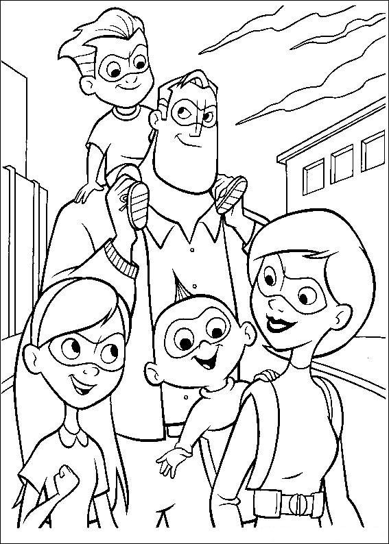 the incredibles coloring pages kids n 62 coloring pages of incredibles