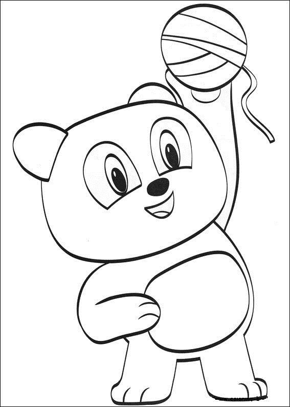 Kids N Fun Com Coloring Page Julius Jr Julius Jr