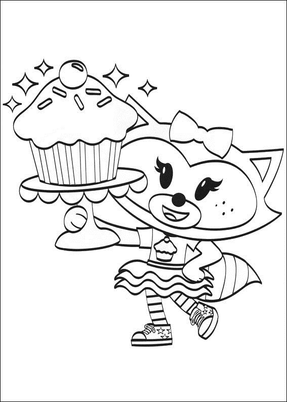 Volwassen Kleurplaten Meisje Kids N Fun Com 46 Coloring Pages Of Julius Jr