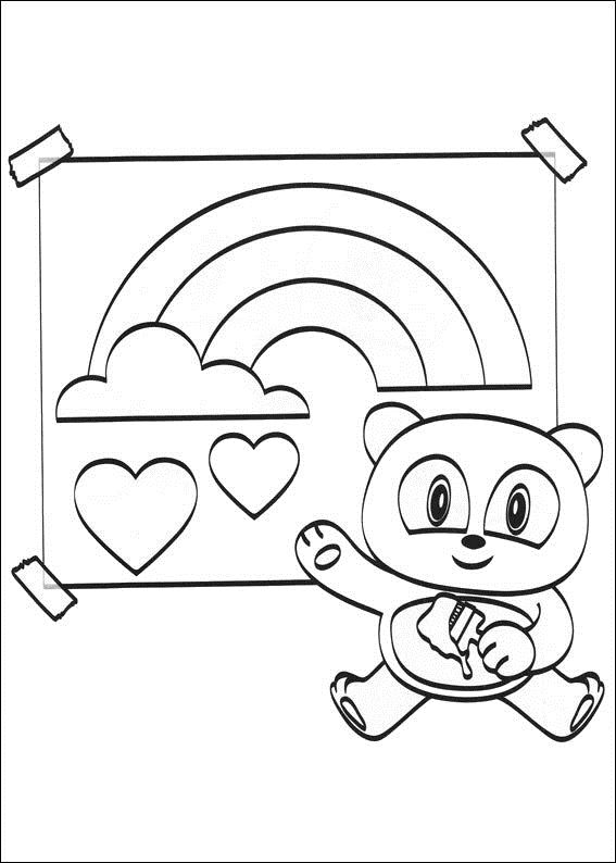 julius jr printable coloring pages - photo#22