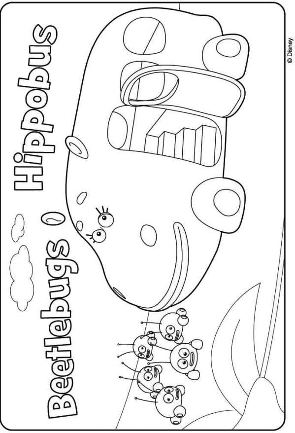 Kids N Fun Com 7 Coloring Pages Of Jungle Junction