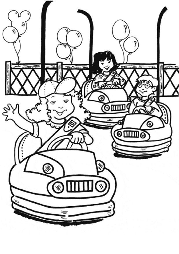 Kids-n-fun.com   15 coloring pages of Fair