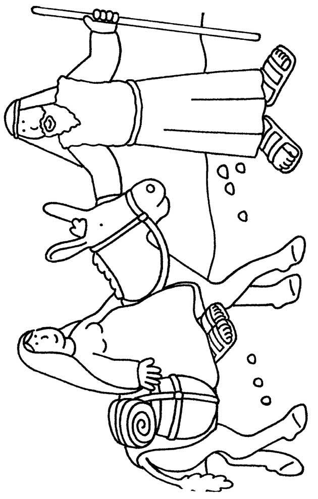 a christmas story coloring pages - photo#26