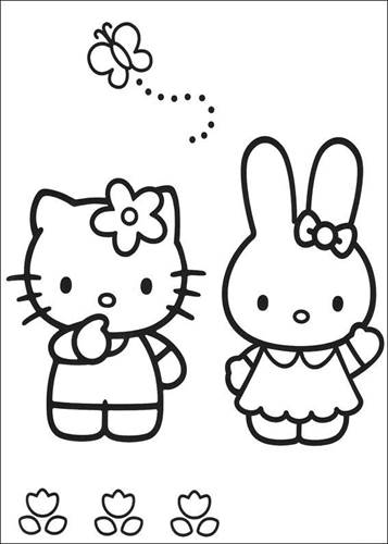 Hello Kitty Pink Png Download 800 800 Free 10