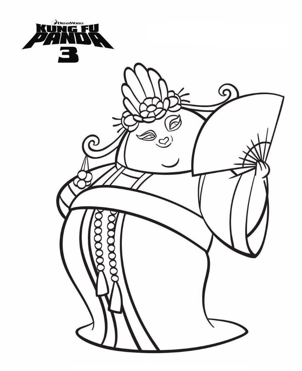 kung fu panda 3 coloring pages Kids n fun.| 7 coloring pages of Kung Fu Panda 3 kung fu panda 3 coloring pages