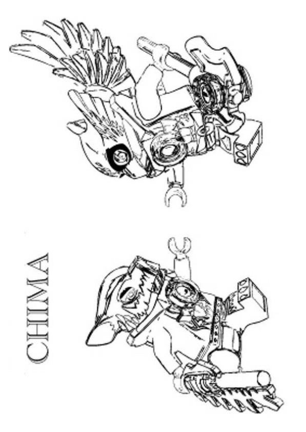 lego chima eagle coloring pages - photo#9