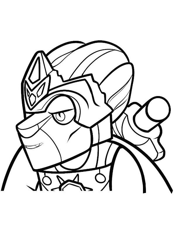 15 Lego Chima Coloring Pages