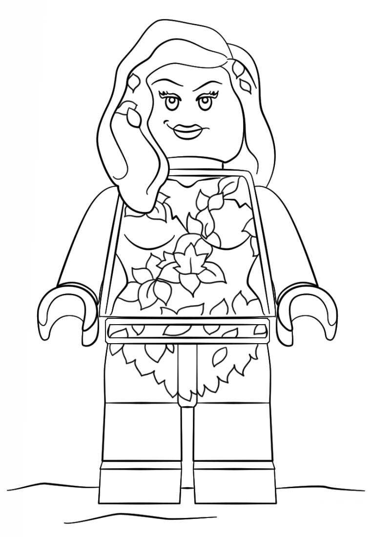 lego coloring pages - photo#25