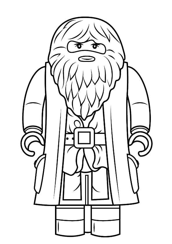 harry potter movie coloring pages - photo#50