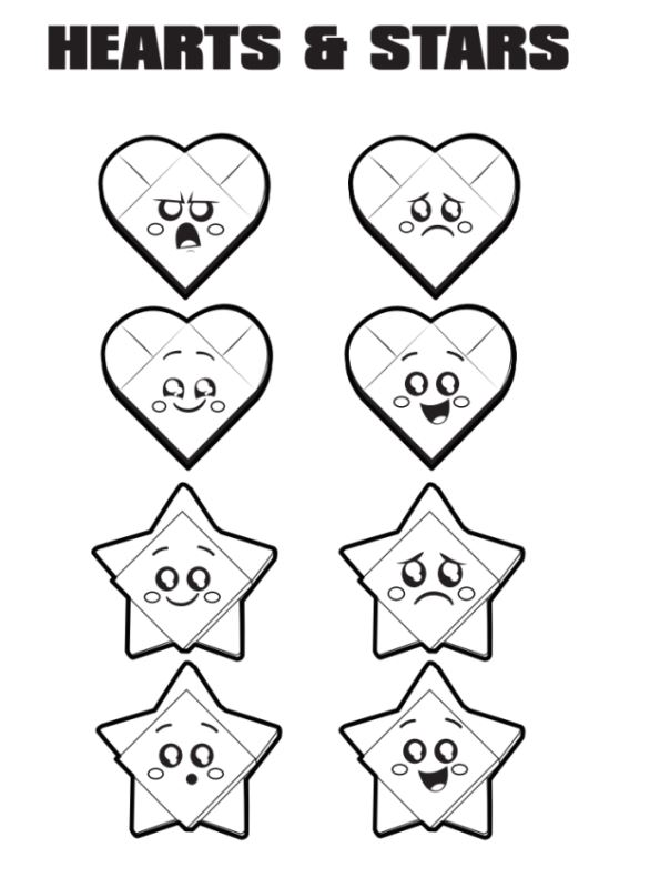 Kids N Fun Co Uk Coloring Page Lego Movie 2 Hearts Stars