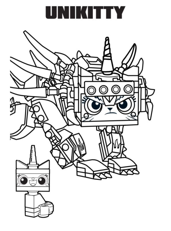 Kidsnfun New coloring pages
