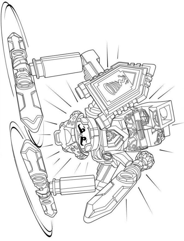 nexo knight coloring pages - kids n coloring page lego nexo knights lego nexo
