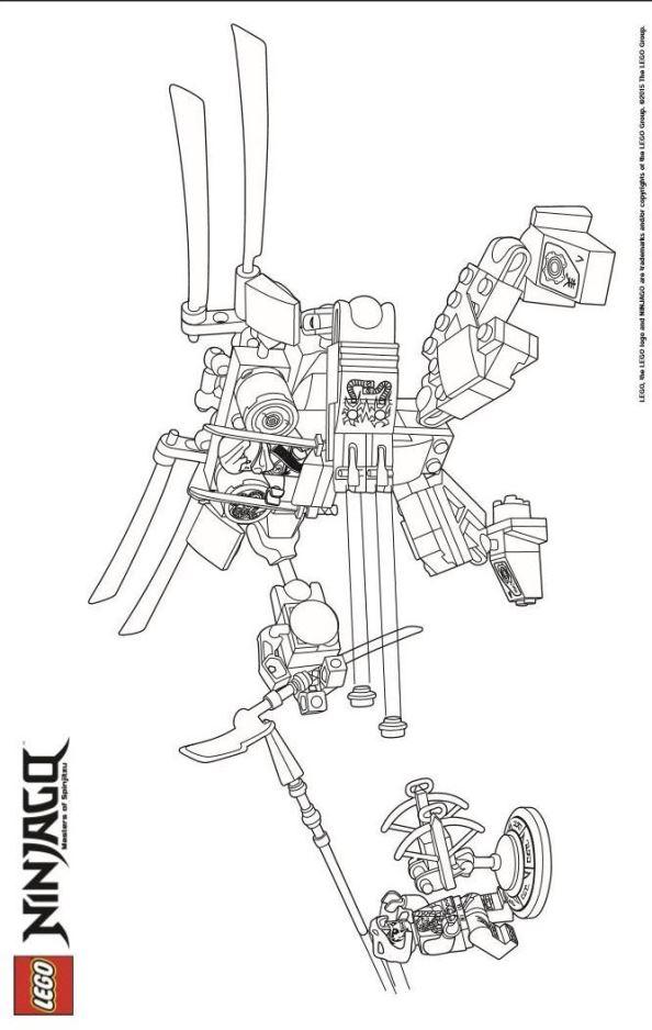 kids-n-fun | coloring page lego ninjago lego ninjago
