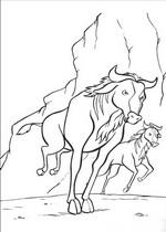 Kids N Fun Kleurplaten Paarden Kids N Fun 92 Coloring Pages Of Lion King