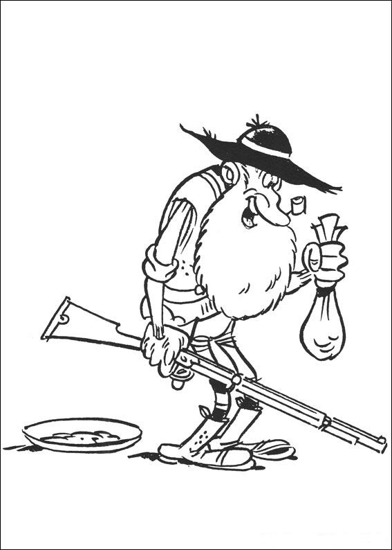 Kids N Fun Com 64 Coloring Pages Of Lucky Luke